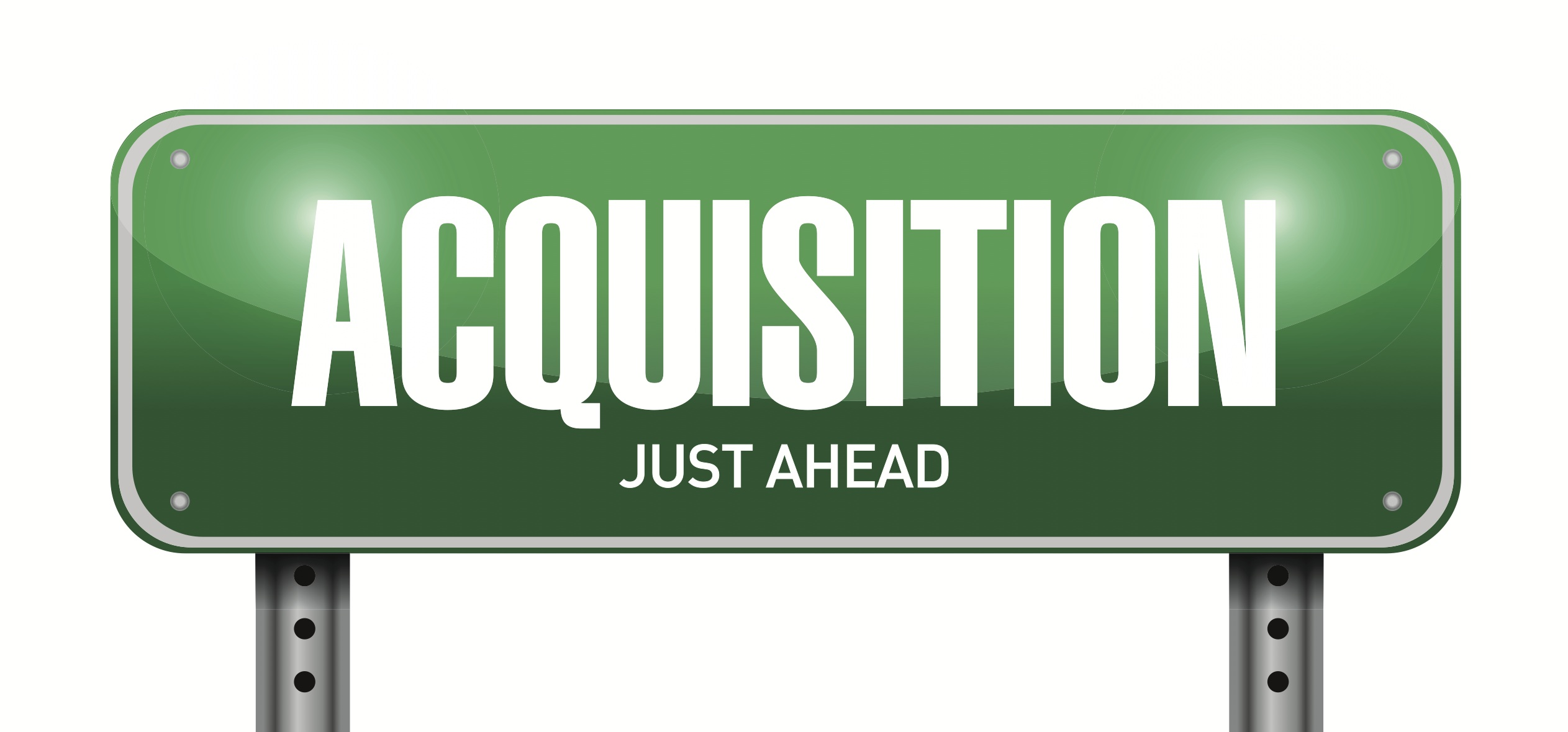 Acquisitions? Yes, you can!