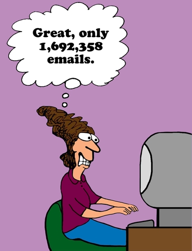The CEO's Inbox – An Amazing Simple Test To Transform Productivity